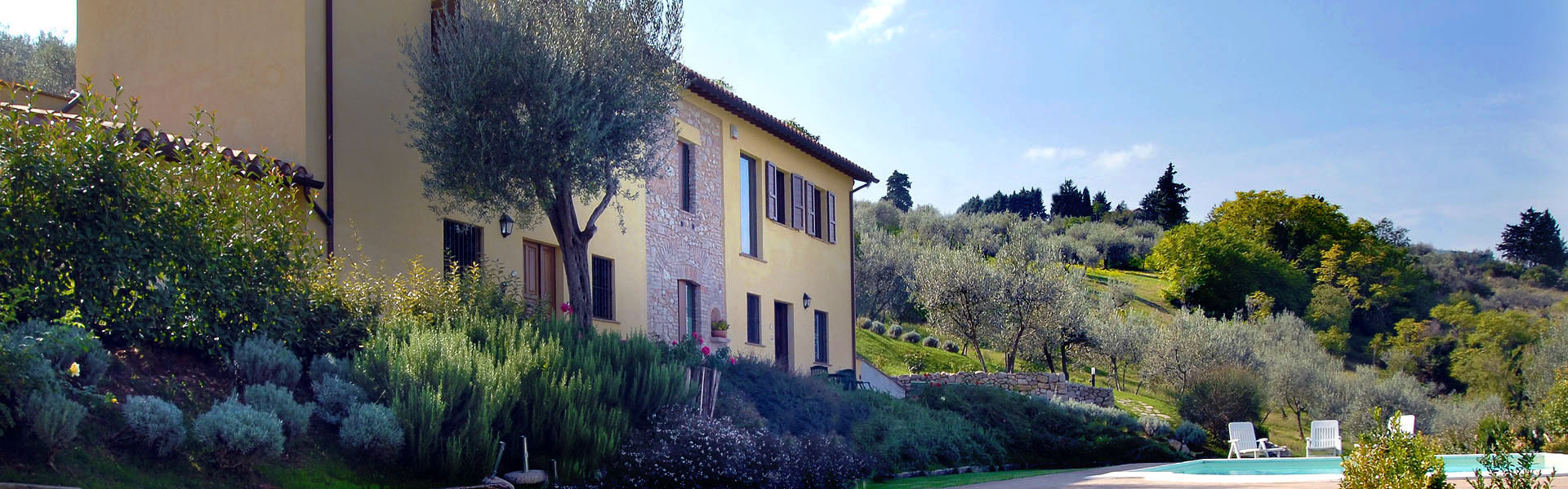 Country House Near Assisi Umbria Country House Ripa
